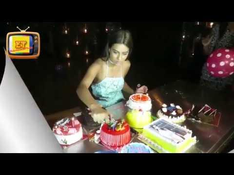 See how Nia Sharma Aka Roshini celebrated her birthday as she turn  26 today