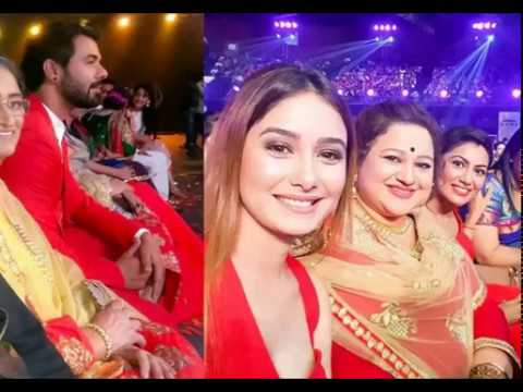 Zee world Rishtey awards 2017