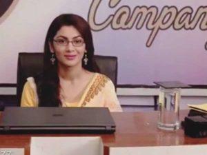 pragya-Abhi's job company
