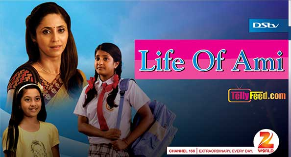 Life of Ami On Zee World Story Review Cast