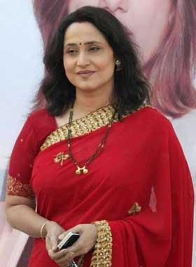 Lakshmi real name nishigandha wad cast on Amma Zee World