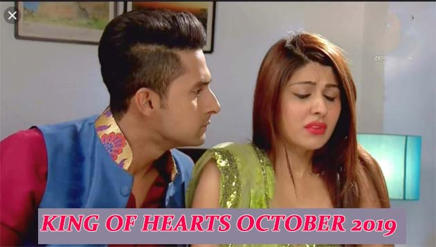 King of Hearts October 2019 Teasers