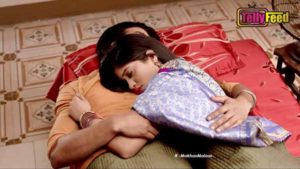 Lakhan-and-Poonam-Romance-in-bed