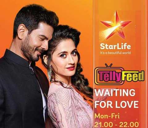 StarLife Waiting for Love Indian cast Summary Full story