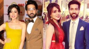 Nakuul Mehta (Shivaay) Real wife married game of love