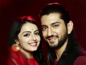 Omkara and Gauri Cast on Game of LOve starlife