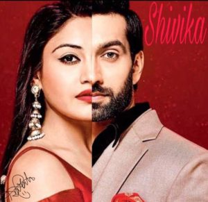 Shivaay and Anika Cast on Game of Love Starlife