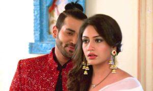 Daksh Presence Disturbs Anika on game of love 2019