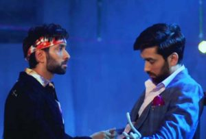 Mahi Rescues Shivaay on game of love starlife