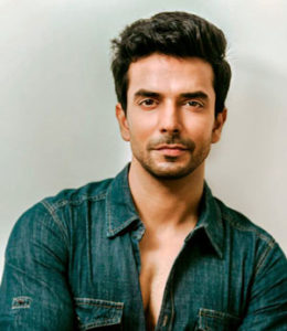Manit Joura as Rishabh Luthra on this is fate
