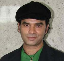 Mohit Chauhan as Haider Jilani Cast on The Crossroads StarLlfe