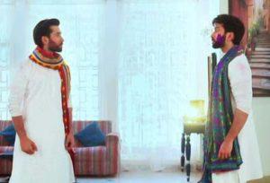 Shivaay, Mahi Come Face to Face