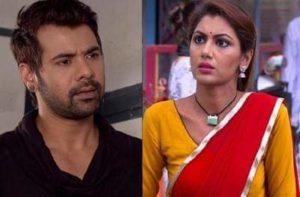 Abhi and Munni on Twist of fate