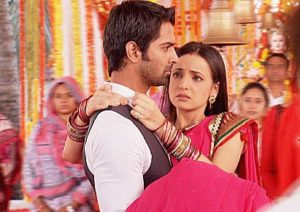 Arnav and Kushi on fobidden love starlife