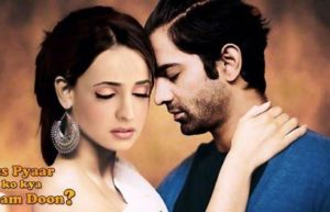 Arnav and Kushi picture on forbidden love