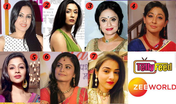 Top Zee World Actresses who are divorced in Real Life