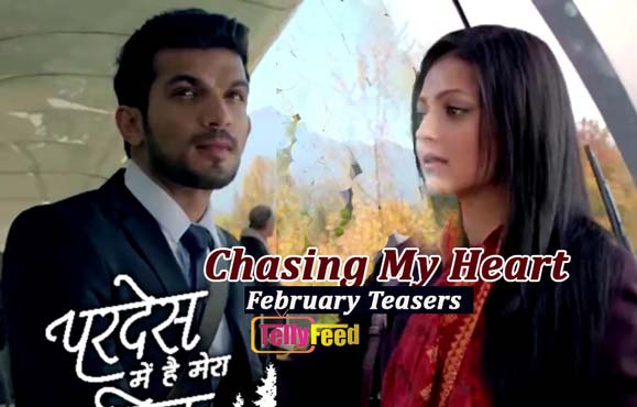 Chasing My Heart February Teasers 2019 on Starlife