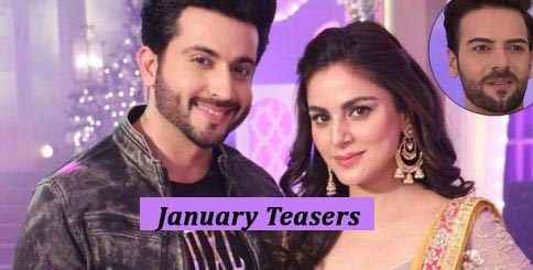 Zee World: January- February Teasers on This is Fate 2019