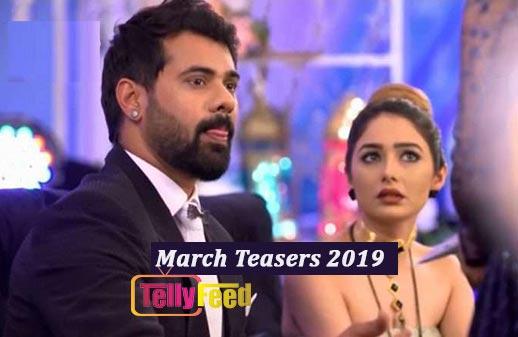 Zee World Twist of Fate 3 March Teasers 2019