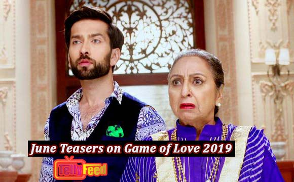 Game of Love June Teasers 2019 Starlife Soapies