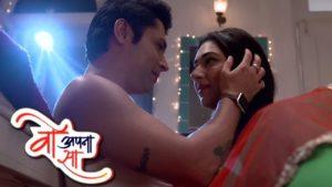 Aditya and Jhanvi married on Kindred hearts Zee World