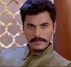 Harjeet Cast on The heir Zee World