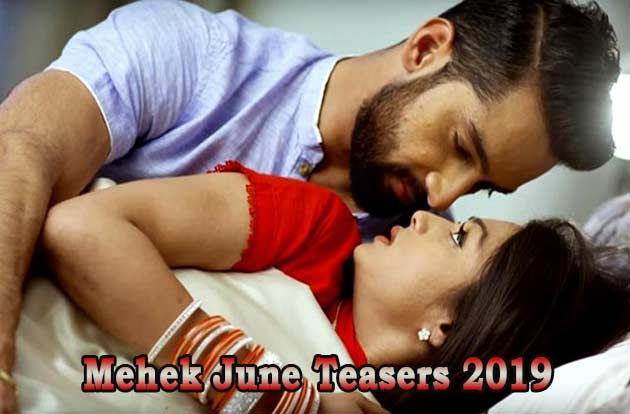 Mehek June Teasers 2019 Zee World