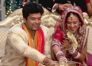 Virat and Maanvi gets married cast on The Inseparable on StarLife