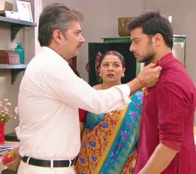 Raghavs furious at Shivam on Family Affairs August 2019 Teasers soapie