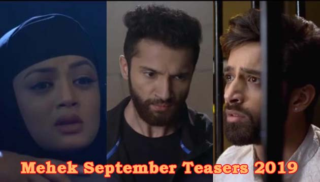Mehek September Teasers 2019 Zee World