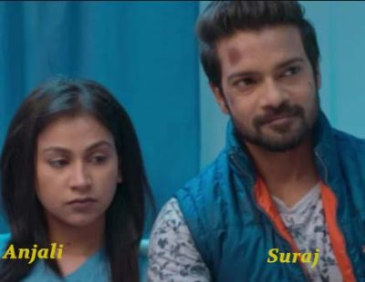 Anjali and Suraj union on Mehek October Teasers 2019 Zee World