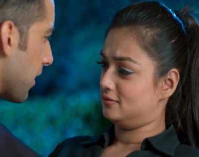 Mehek and Shaurya Love begin and their finale last moment together