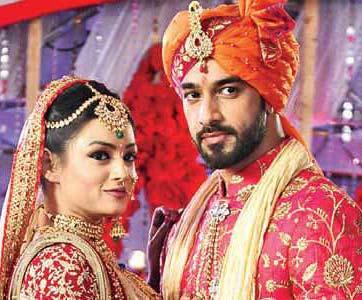 Mehek & Shaurya marriage and happy moment the end ZeeWorld
