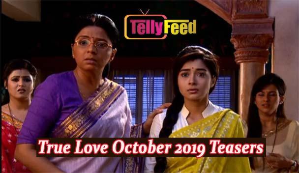 True Love October 2019 Teasers Glow tv