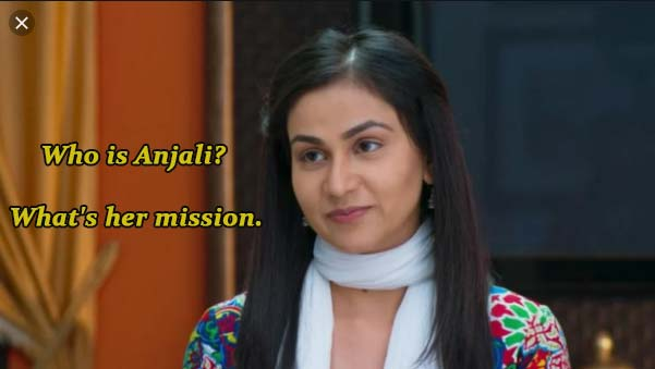 Who is Anjali? New entry in Mehek Spoiler