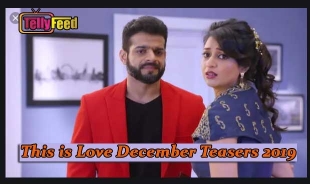 This is Love December Teasers 2019 Glow Tv