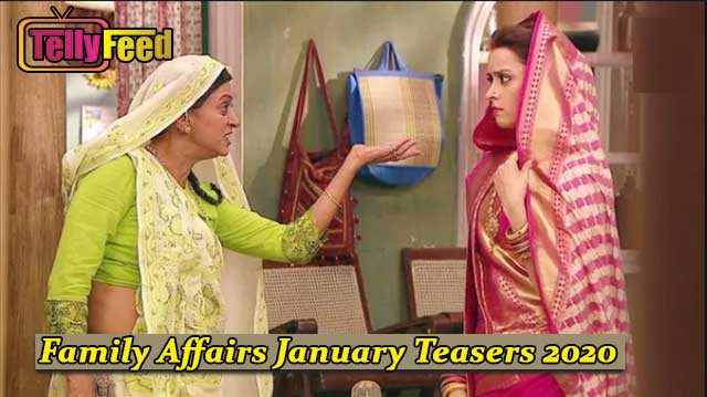 Family Affairs January Teasers 2020 Starlife