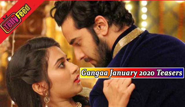 Gangaa January Teasers 2020