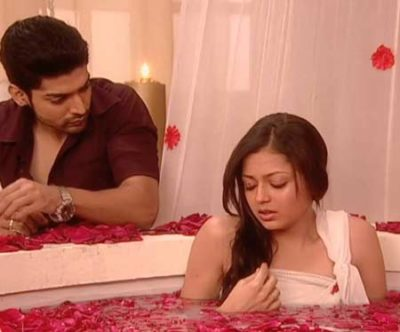 Maan and Geet in Love on geet Starlife