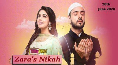 Zaras Nikah upcoming series for July 2020