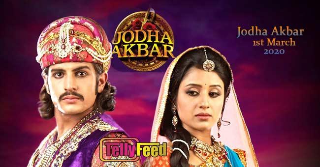 Jodha Akbar Zee World Full story Plot Summary, casts, teasers