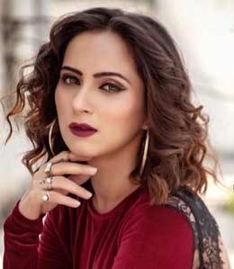 Ruqaiya Realname Lavina Tandon Actress cast Jodha Akbar Zee World
