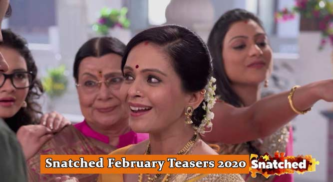 Snatched February Teasers 2020