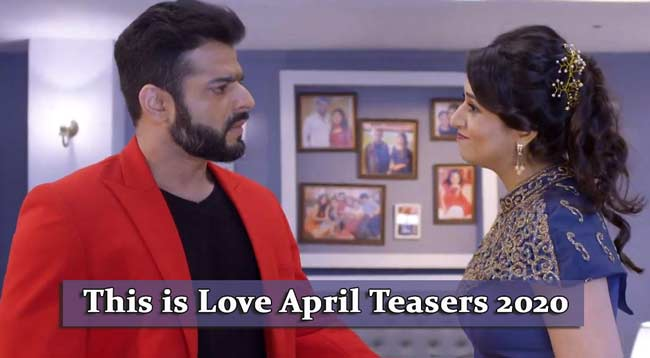 This is Love April Teasers 2020 Glow Tv