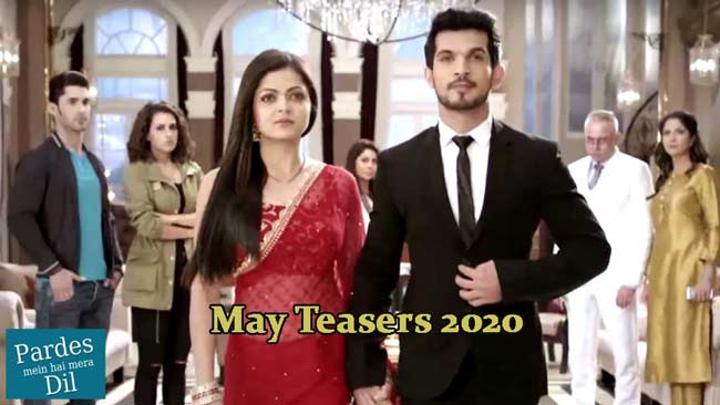 Chasing My Heart May Teasers 2020