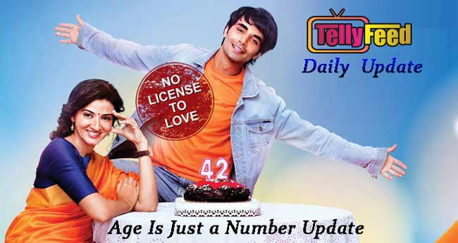 Age is Just a Number Update 27 July 2020 (Yash wants to go on a honeymoon with Vedika)