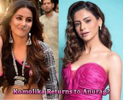 Komolika Returns to Anurag on Made For Each Other July Teasers 2020