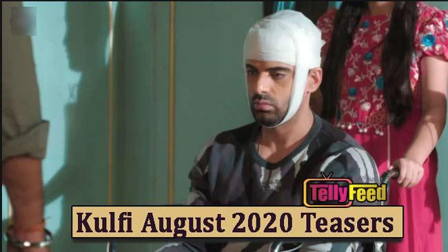 Kulfi The Singing Star August Teasers 2020