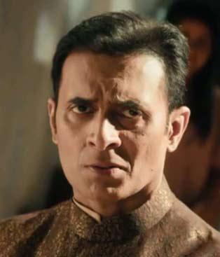 Vinay JainAnupam Bhattacharya as Shahbaz Ali Ahmed Kabirs father