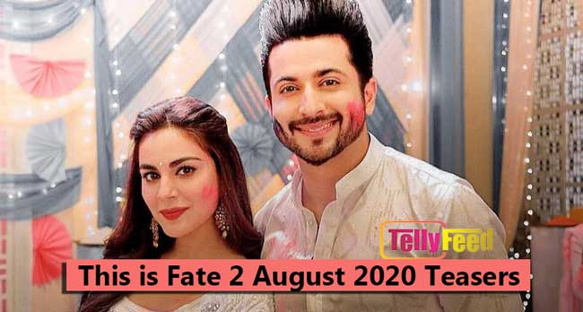 This is Fate 2 August 2020 Teasers